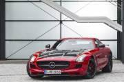 La Mercedes SLS AMG GT Final Edition.