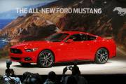 Ford Mustang 2015.