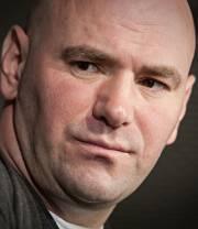 Le patron de l'UFC, Dana White.... (Photo Ivanoh Demers, La Presse) - image 2.0