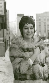 L'actrice en 1971.... (Photothèque La Presse) - image 1.1