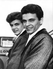 Phil et Don, les Everly Brothers... (Photo archives AP) - image 1.0