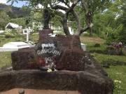 Paul Gauguin repose dans le joli cimetière d'Atuona,... (Photo Andrée Lebel, La Presse) - image 2.0