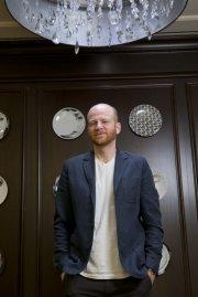 Le réalisateur Emanuel Hoss-Desmarais... (Photo: David Boily, La Presse) - image 2.0