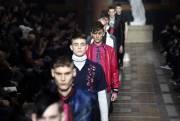 Collection masculine de Lanvin... (Photo FRANCOIS GUILLOT, AFP) - image 2.0