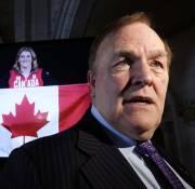 Le président du Comité olympique canadien, Marcel Aubut.... (Photo Chris Wattie, Reuters) - image 2.0