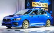 La Subaru WRX STI 2015... (Photo Geoff Robins, AFP) - image 6.0