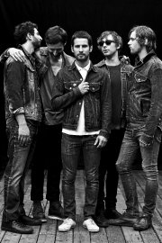 Le Sam Roberts Band a confié la réalisation... (PHOTO FOURNIE PAR LE GROUPE) - image 1.0