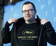Lars Von Trier... (Photo: Reuters) - image 2.0