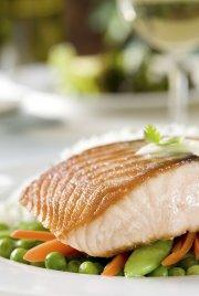 La cassolette de saumon de Kabo.... (Photo fournie par Kabo) - image 1.0