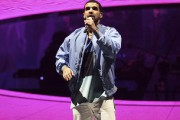 Drake en spectacle... (Photo: archives AP) - image 1.1