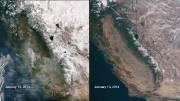 La diminution de la couche de neige des... (Photo Reuters) - image 5.0