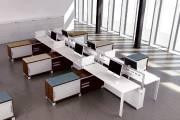 Les classeurs dans le mobilier du benching peuvent... (Photo fournie par Artopex) - image 2.1