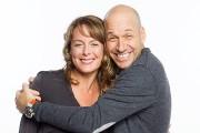 Martin Matte et Julie Le Bretondans Les Beaux... (Photo TVA) - image 3.0