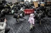 L'Ukraine est entrée dimanche dans une nouvelle ère... (Photo BULENT KILIC, AFP) - image 2.0