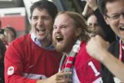 Justin Trudeau a été vu dans les couloirs... (Photo Graham Hughes, PC) - image 1.0