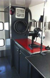 Prendre un rendez-vous chez le toiletteur peut parfois... (Photo tirée du site nomadetoilettage.ca) - image 1.0