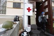 Quinze hôpitaux de campagne ont été créés pour... (PHOTO VASILY FEDOSENKO, REUTERS) - image 2.0
