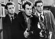 Harold Ramis, à droite, en compagnie deBill Murray... (Archives AP) - image 2.0