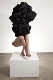 She Was a Big Success, 2009. Cette sculpture... (Photo fournie par le MBAM) - image 3.0