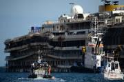Costa Concordia... (Photo FILIPPO MONTEFORTE, AFP) - image 1.0