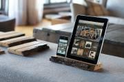 Support pour iPhone et iPad, 40$, dans quelques... (PHOTO FOURNIE PAR JÉRÔME LAVOIE) - image 4.0