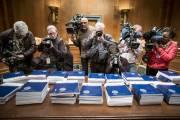 La publication du budget présidentiel est chaque hiver... (PHOTO BRENDAN SMIALOWSKI, AFP) - image 2.0