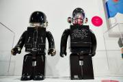 Les Daft Punk Be@rbricks de Medicom fait également... (Photo: fournie par Design Exchange) - image 2.0