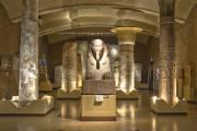 Le sphinx de Ramses II attend les visiteurs... (Photo fournie par le Penn Museum) - image 2.1