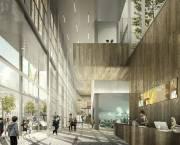 L'intérêt des écoles primaires et secondaires pour le... (Image: fournie par Atelier TAG/Jodoin Lamarre Pratte architectes en consortium) - image 1.1