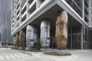 L'entrée extérieure des appartements Icon Brickell, un projet... (PHOTOS FOURNIES PAR YOO) - image 2.0