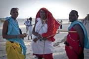 La plage est pleine de Kényans, mais on... (Photo Ivan LIEMAN, AFP) - image 2.0