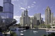 La rivière Chicago... (PHOTO FOURNIE PAR VISIT CHICAGO) - image 4.0