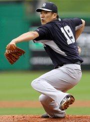 Masahiro Tanaka... (Photo Charlie Neibergall, AP) - image 3.0