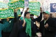La conseillère municipale Muriel Bowser a remporté les... (PHOTO YURI GRIPAS, REUTERS) - image 2.0