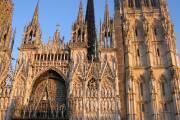 La cathédrale de Rouen en France.... (Photo archives La Presse) - image 1.0