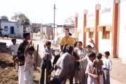 Philémon Cimon en Inde, à 17 ans.... (Photo fournie par Philémon Cimon) - image 2.0