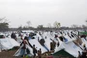 Un camp de réfugiés en Éthiopie... (Photo ZACHARIAS ABUBEKER, AFP) - image 1.0