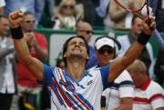 David Ferrer... (PHOTO MICHEL EULER, AP) - image 2.0