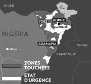 Il résiste à l'armée du Nigeria avec une endurance... (INFOGRAPHIE LA PRESSE) - image 2.0