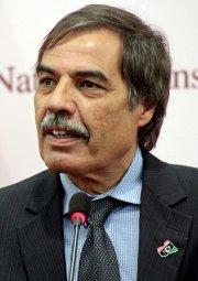 Ali Tarhouni est un ancien opposant du régime... (PHOTO ABDULLAH DOMA, ARCHIVES AFP) - image 2.0