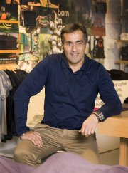 Bernard Mariette, président de la marque de vêtements... (Photo fournie par Lolë) - image 2.0