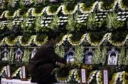 Une semaine après le naufrage du Sewol, qui... (Photo KIM HONG-JI, Reuters) - image 1.0