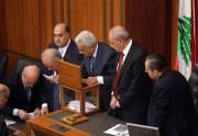 Le Parlement libanais n'a pas réussi mercredi à... (Photo AFP) - image 1.0