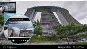 Un bâtiment de Singapore dont la construction a... (Photo Google/AP) - image 1.1