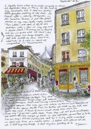 Les lettres de Janice McLoad qui racontent Paris... (Photo fournie par Janice Macload) - image 2.0