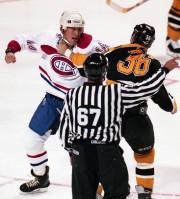 Terry Ryan a livré un combat contre Grant... (Photo Éric Saint-Pierre, archives La Presse) - image 3.0