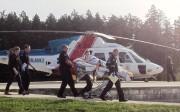 Les quatre personnes ont été transportées à l'hôpital,... (Photo Cathy O'Connor, PC) - image 1.0