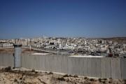 La barrière de séparation d'Israël près du point... (PHOTO MAJDI MOHAMMED, ARCHIVES AP) - image 2.0
