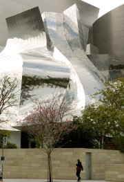 Le Walt Disney Concert Hall: impossible de ne... (Photo Martin Tremblay, Archives La Presse) - image 3.0