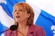 La ministre des Relations internationales Christine St-Pierre doit... (PHOTO ARCHIVES LE SOLEIL) - image 2.0